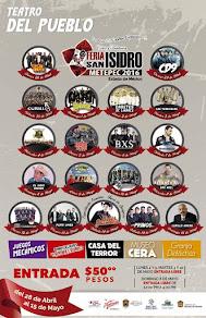 Feria Metepec 2016 programa