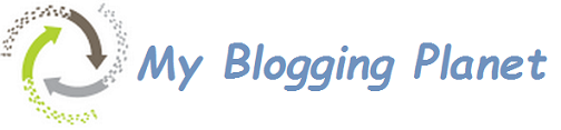 My Blogging Planet - All about Blogging & SEO