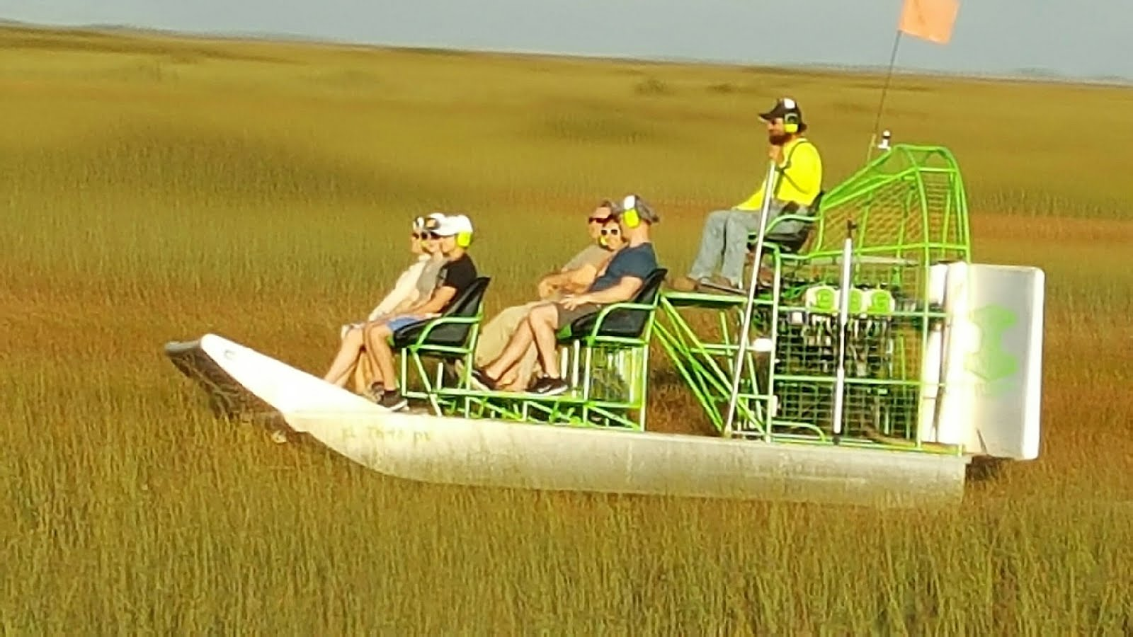 #evergladesairboattours - Airboat In Everglades