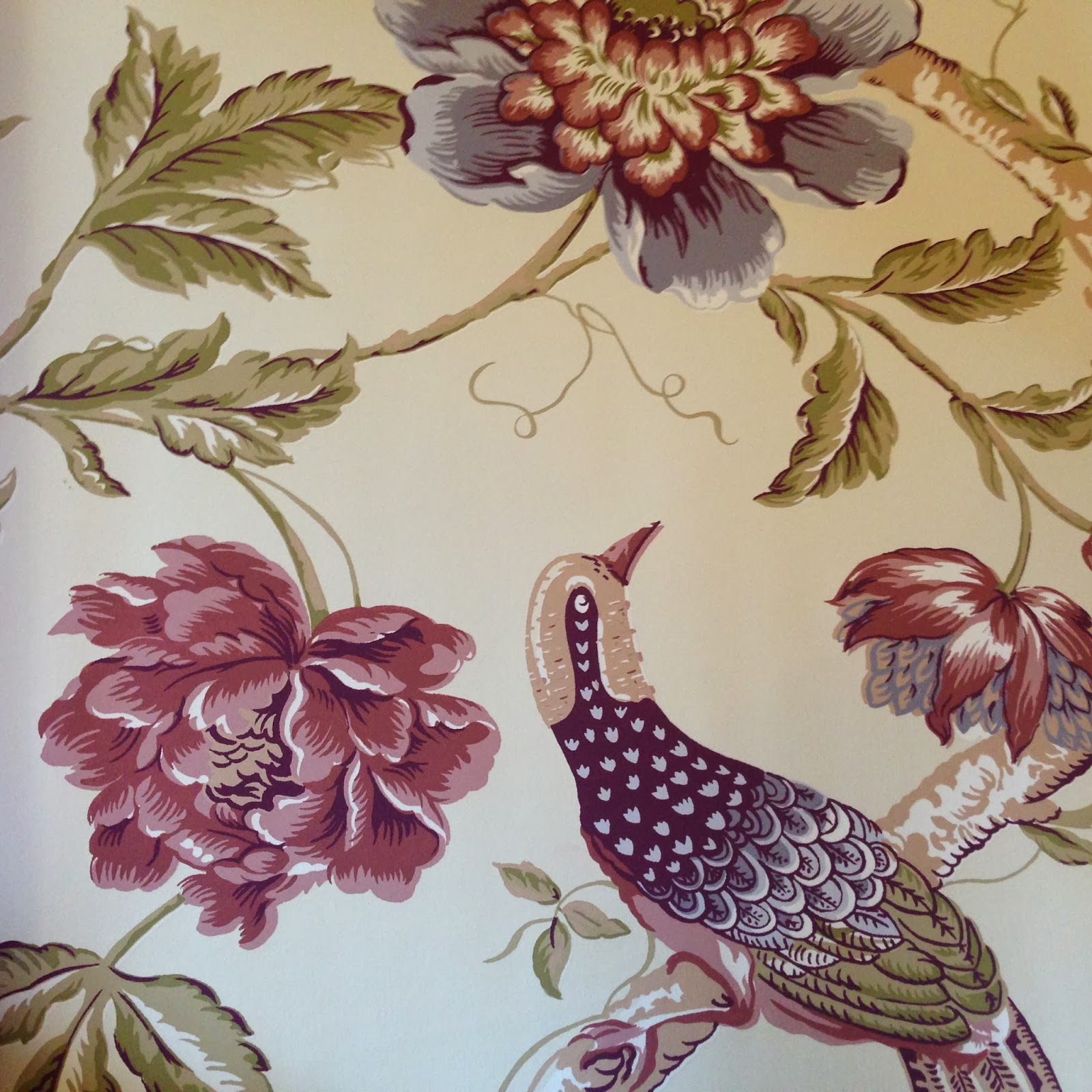 wallpaper we love @ perfect home