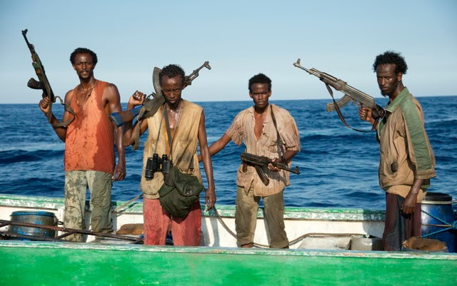 Captain Phillips ~ Pirates | A Constantly Racing Mind