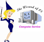 CARDINAL COUPLE Official Sponsor WIZARD OF OS COMPUTER SERVICES