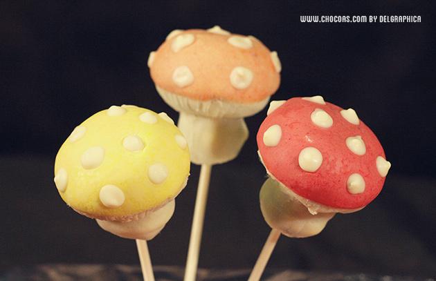cakepops otoñales