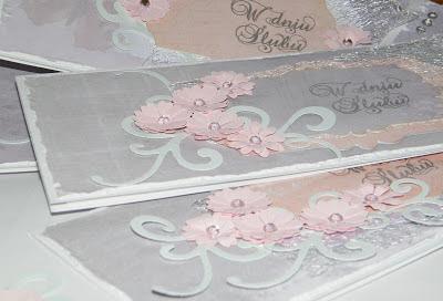 kartki ślubne ręcznie robione rękodzieło galeria schaffar