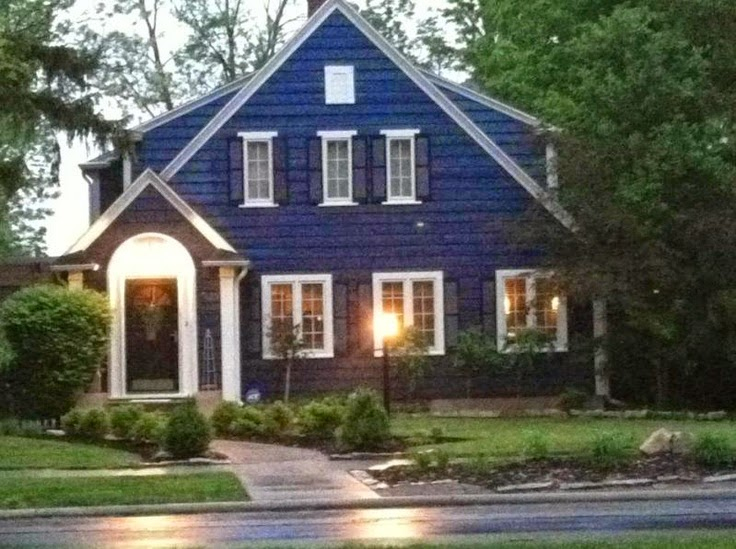 Exterior paint inspiration forever cottage - Exterior paint colors for cottages concept ...
