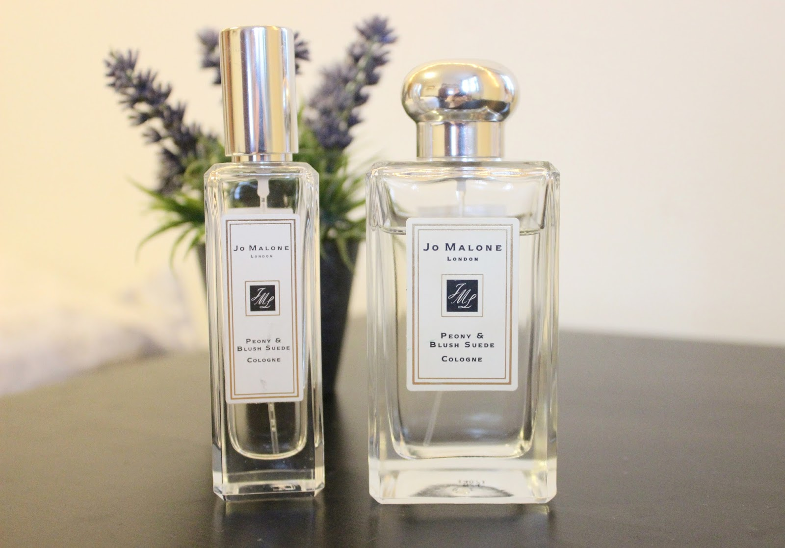 Jo Malone peony and blush suede cologne perfume