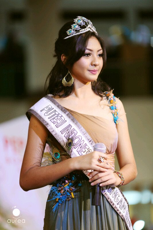 liza elly purnamasari,Miss Earth Indonesia 2011