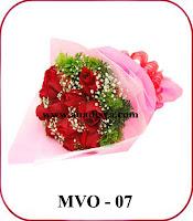 handbuket bunga ulang tahun