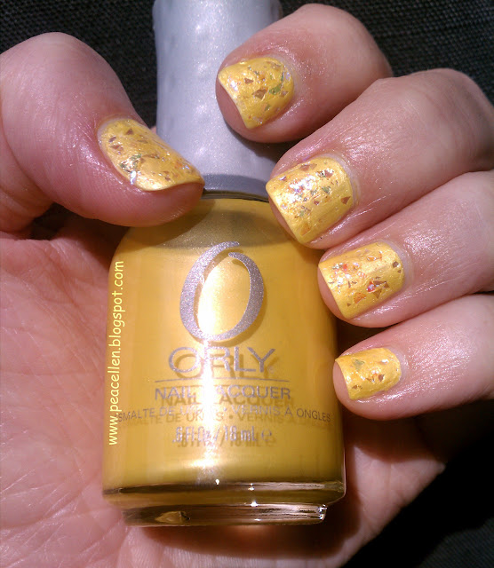 Orly Hook Up, Studio M Covered in Diamonds