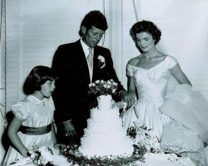 John F. Kennedy dan Jacqueline
