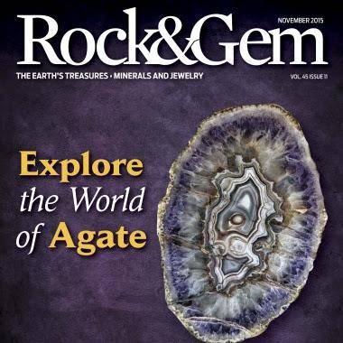 Rock & Gem magazine | November 2015 - Download
