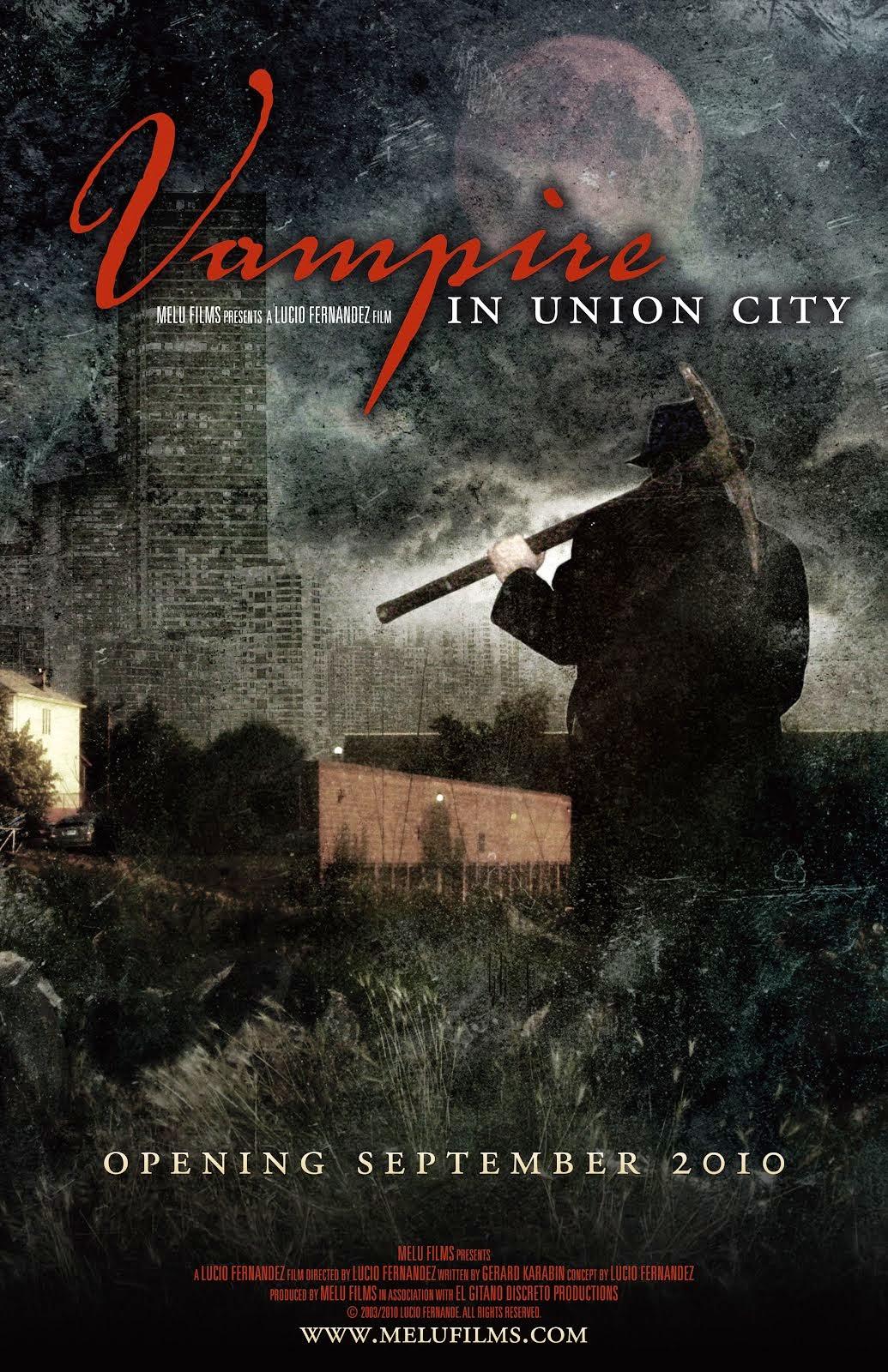 Vampire in Union City