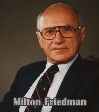 Biografi singkat Milton Friedman