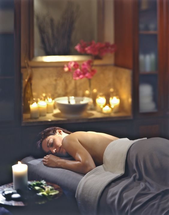 Candles , Spas