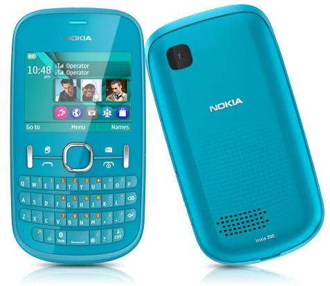 Nokia Asha 200 Photo