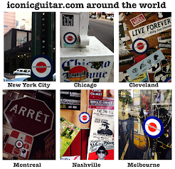 iconicguitar.com around the world