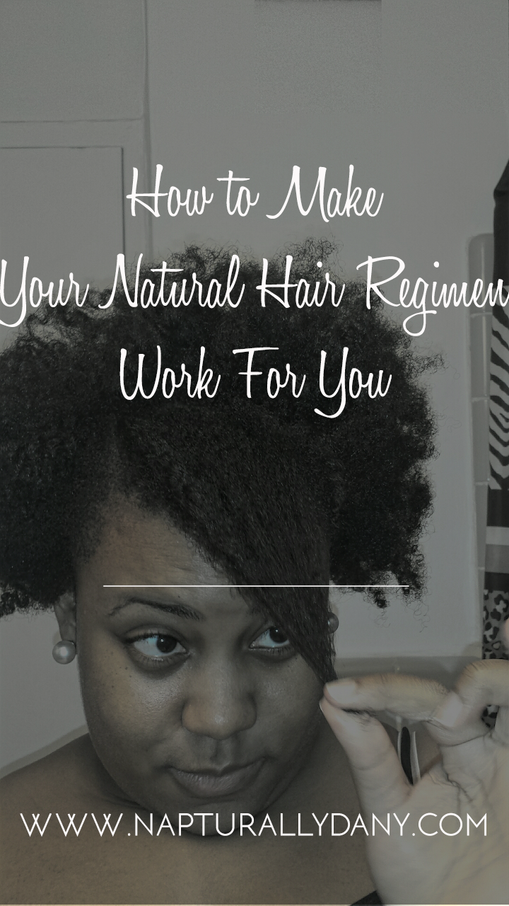 How to make your natural hair work for you