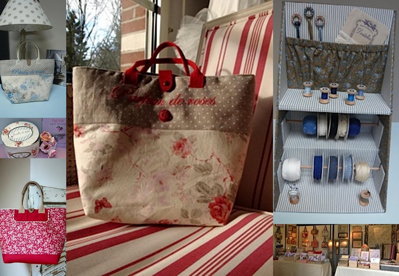 Salon des createurs du textile catherine et patrick lecointe for Salon du textile