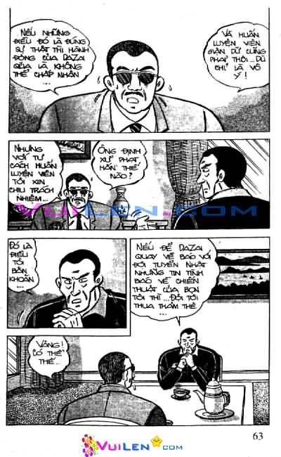 Jindodinho - Đường Dẫn Đến Khung Thành III Tập 55 page 63 Congtruyen24h