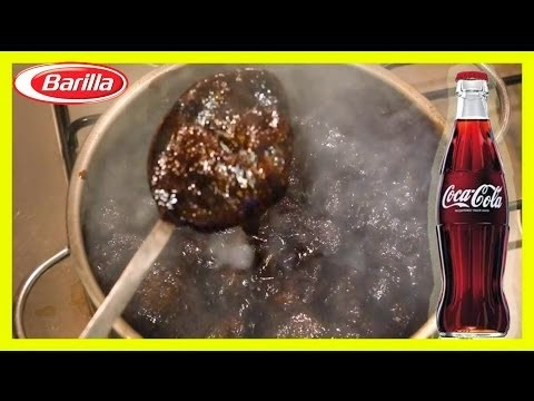 This Is What Happens When You Boil Coca-Cola