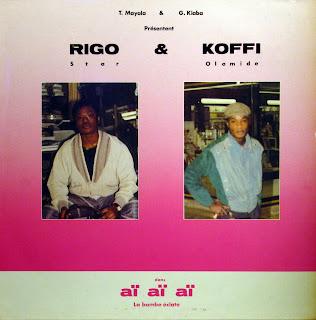 Rigo & Koffi - A? A? A?,T.Mayala & G.Kiaba