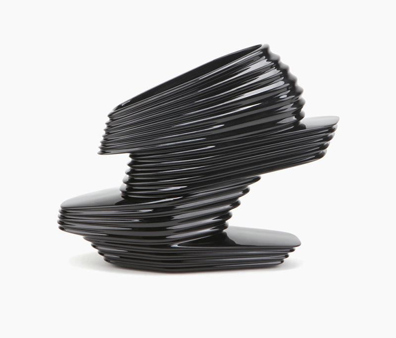 Zaha Hadid shoes for United Nude - The Limited Edition Nova