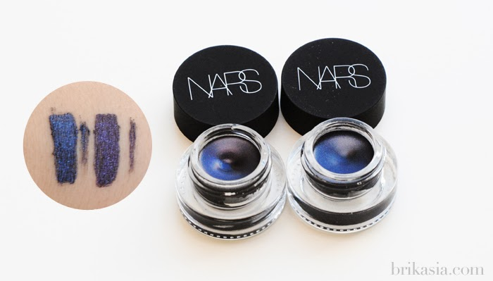 NARS Eye Paint in Tatar and Ubangi, NARS Cosmetics, makeup, beauty review, swatches