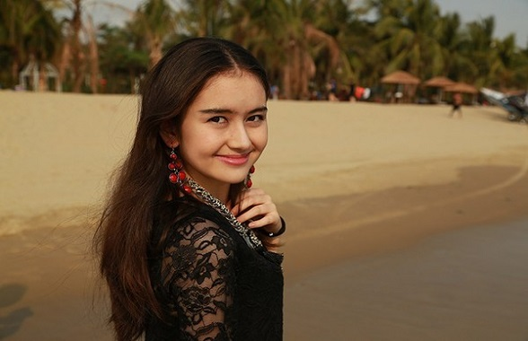 Xinjiang girl