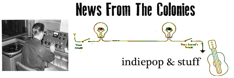 News From The Colonies