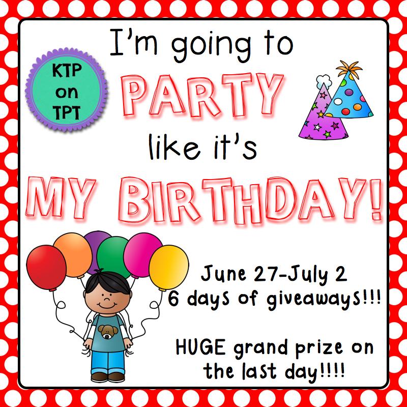http://ktpclassroom.blogspot.com/2014/06/day-2-of-my-30th-birthday-bash.html