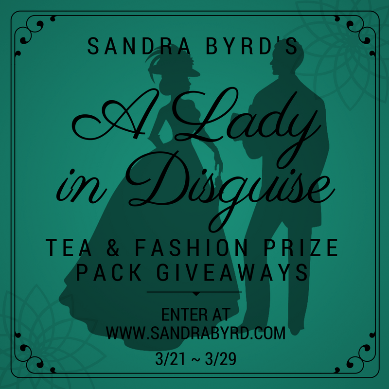 Visit Sandra Byrd's website & enter to win!