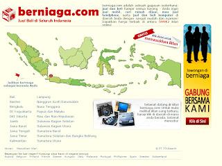 Berniaga.com Jualnya Gampang. Belinya Senang