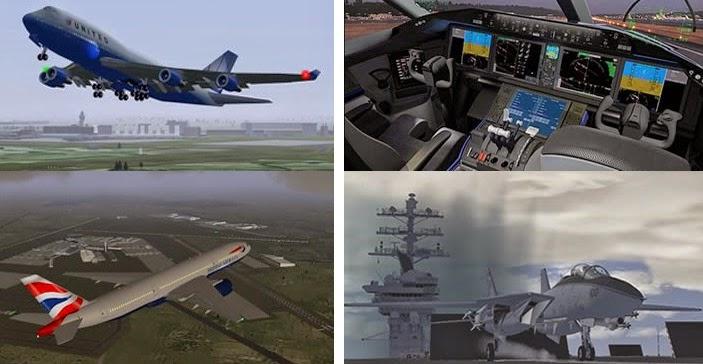 Image result for virtual pilot 3d best flight simulator games