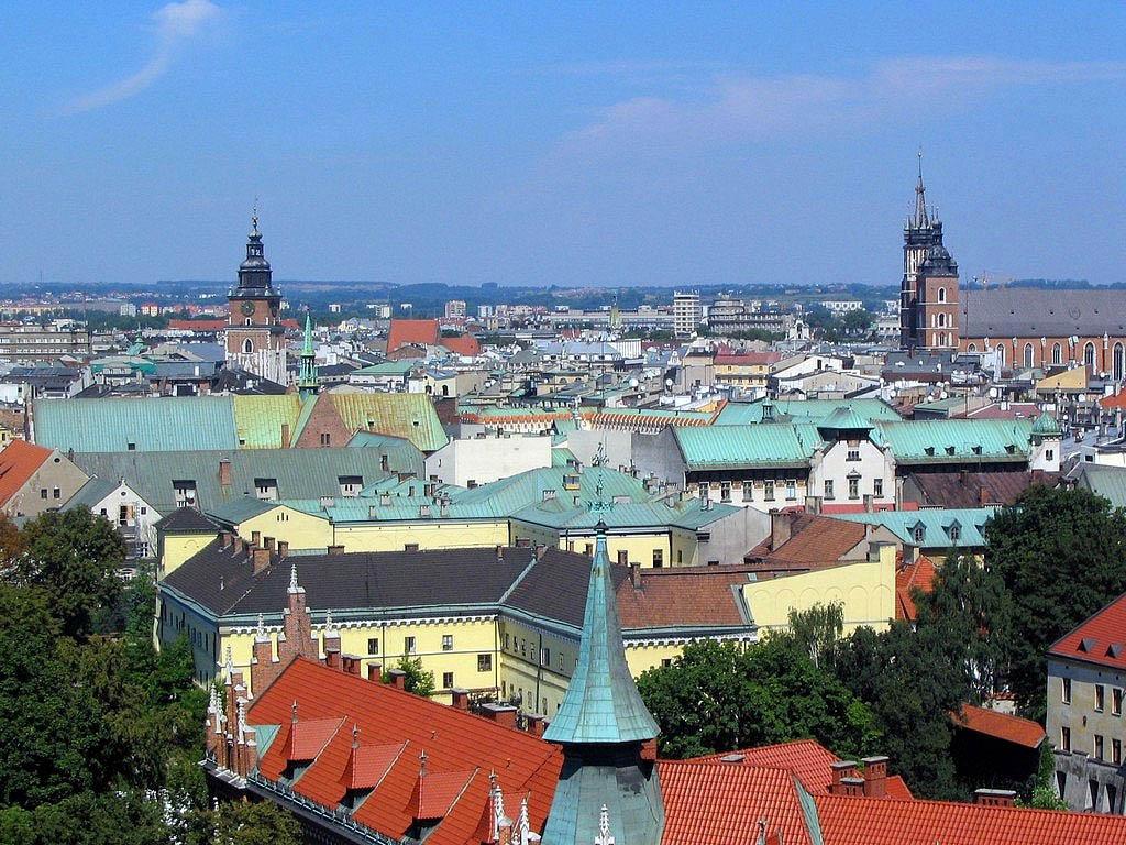 Krakow Poland  City pictures : Krakow Poland