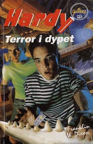 Hardyguttene - Terror i dypet