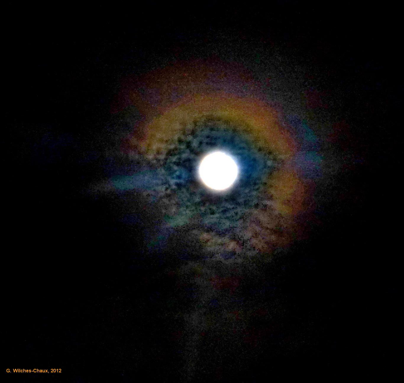 Teofan as la corona de la luna de hoy for Hoy hay cambio de luna