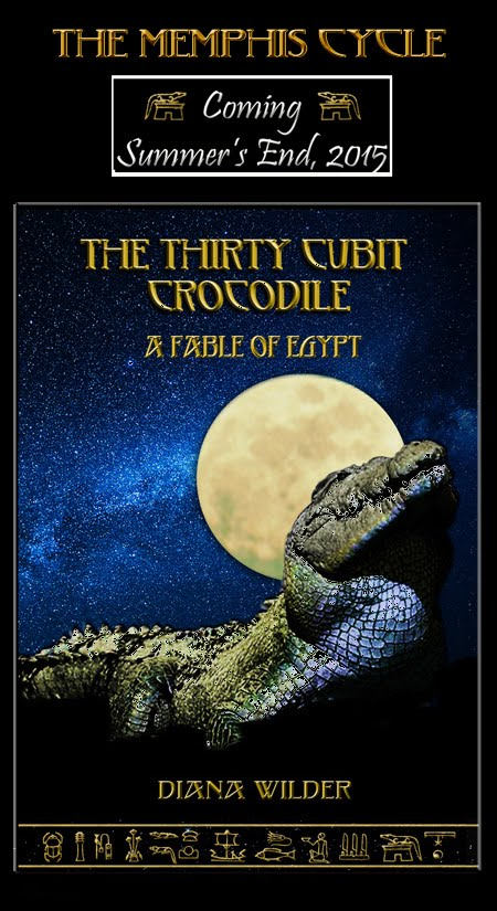 30 Cubit Crocodile