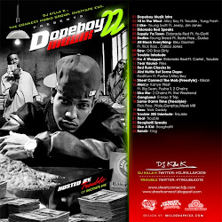 Dopeboy Muzik v. 22 hosted by Trouble