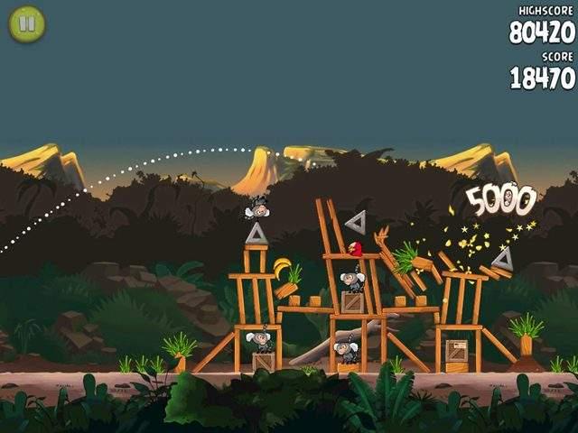 Скачать бесплатно игру Angry Birds Rio на смартфон андроид быстро и без рек