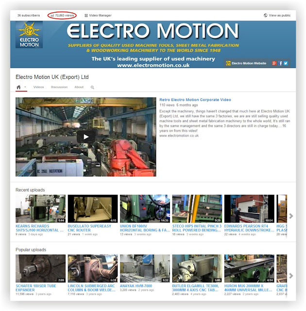 Electro Motion YouTube