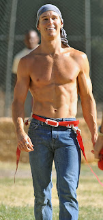 Ryan Kwanten most ripped actors