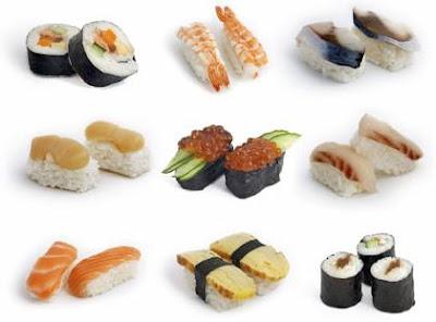 доставка на суши