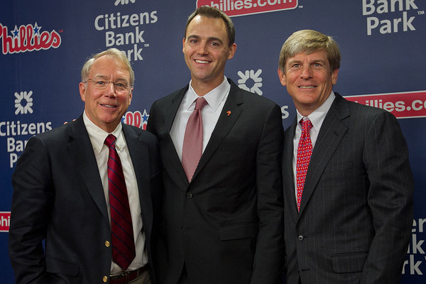 Phillies_Matt Klentak_John Middleton_Andy MacPhail