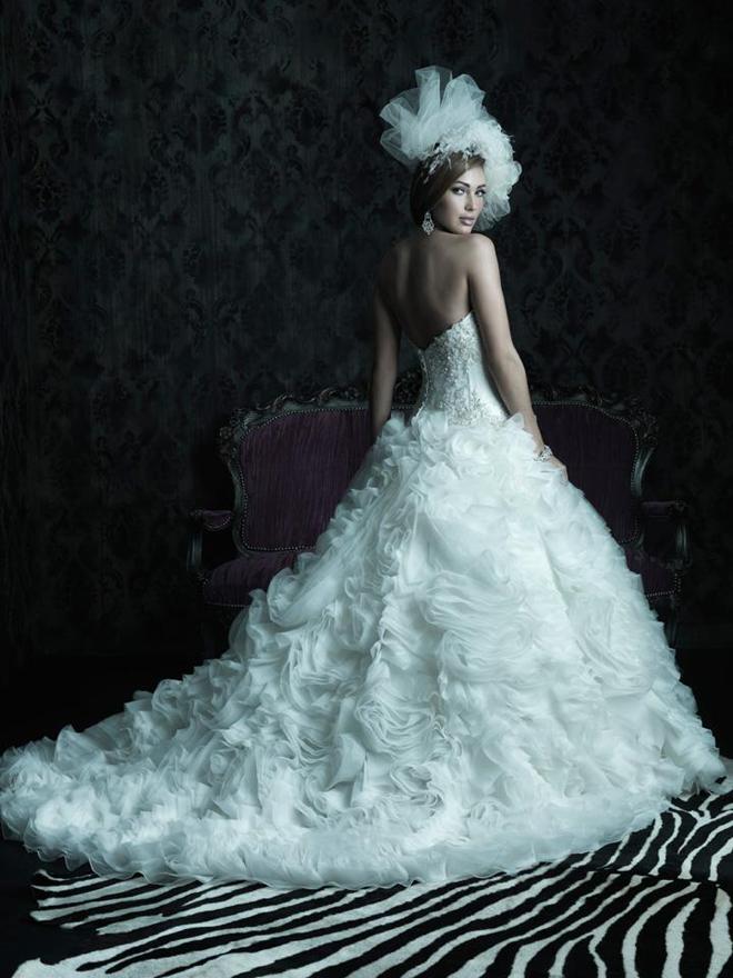 Halloween Themed Wedding Dresses 59 Simple Style C blush