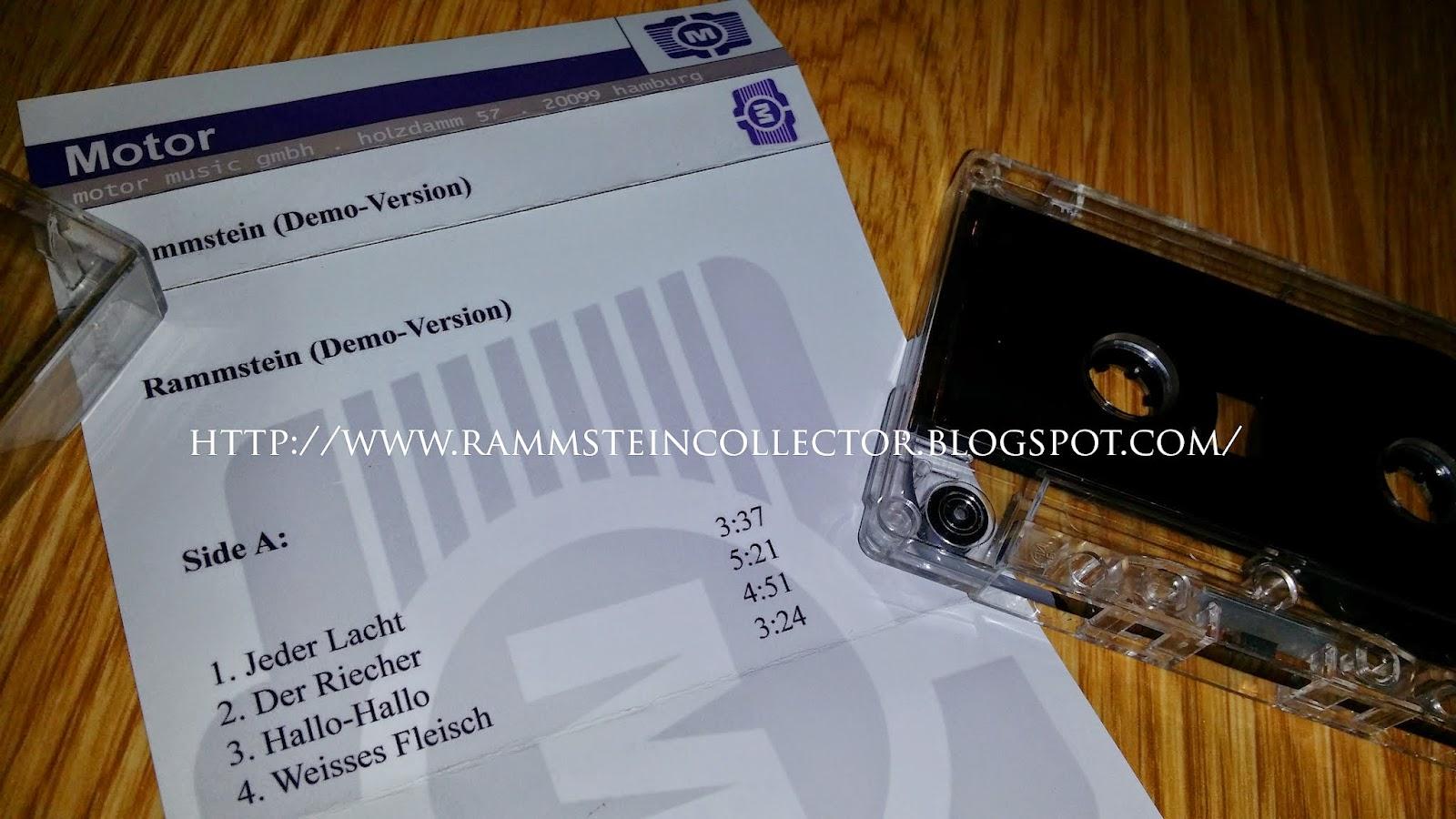 Rammstein - Die Schwarze Tanzen (Remix Album)