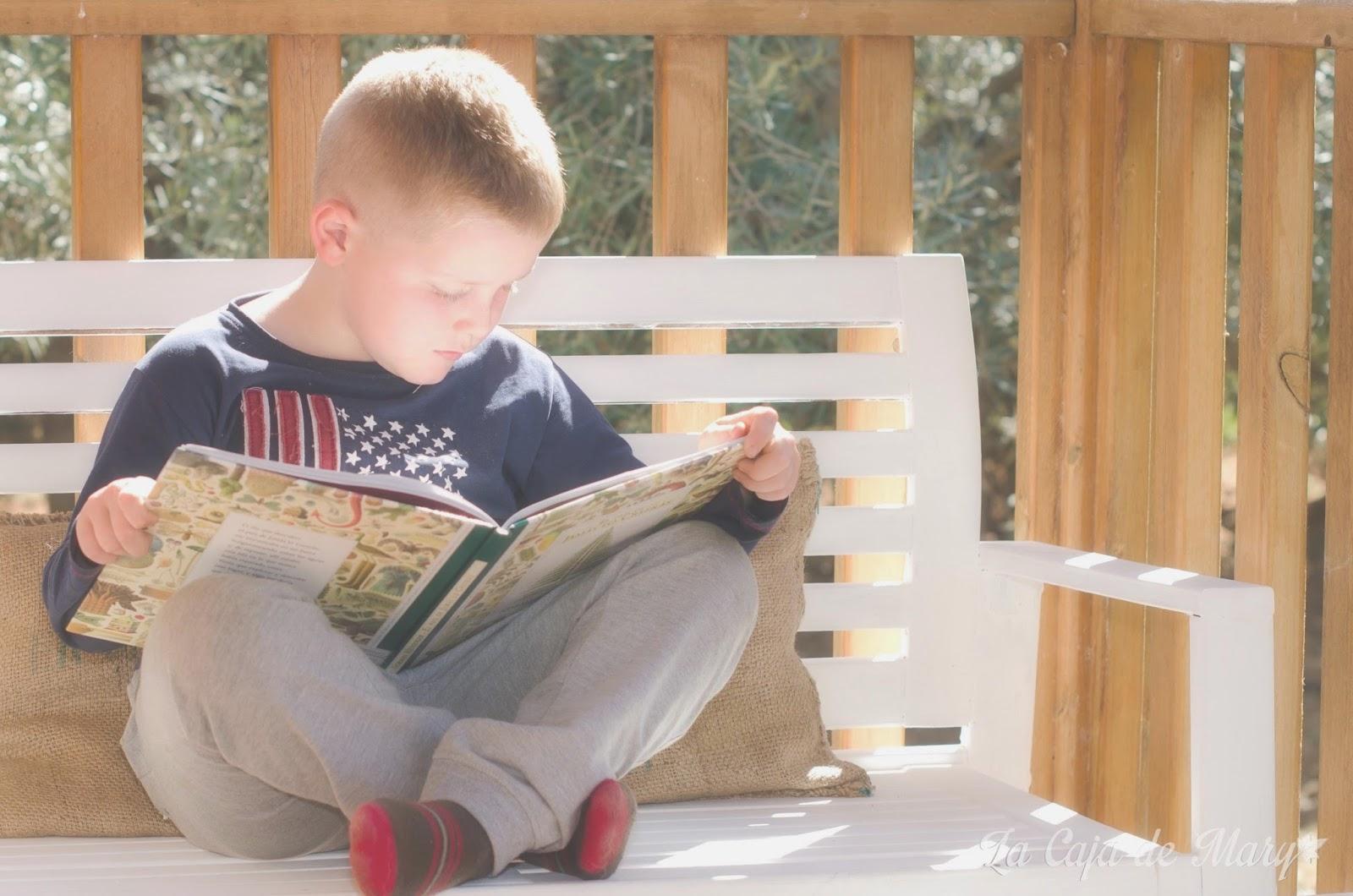 niños-leer