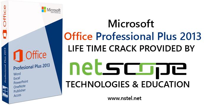 microsoft office 2013 professional plus (keygen crack) free download