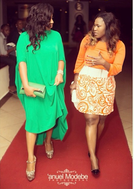 Rukky Sanda,Rita Dominic,Others@AMCVA cocktail night – PHOTOS