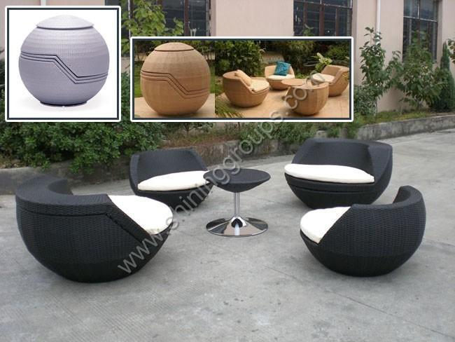 October 2011 for Cool outdoor furniture ideas