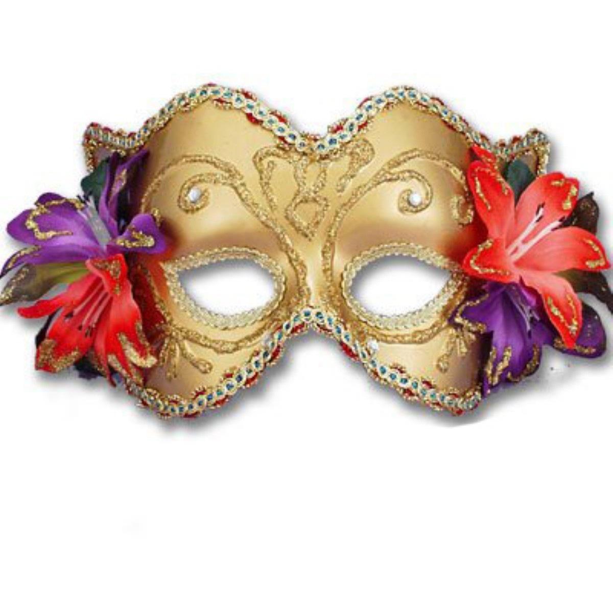Jornal ponto com ideias para m scaras de carnaval - Mascaras para carnaval ...